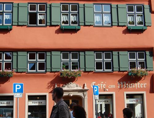 Sanierung – Café am Münster Dinkelsbühl